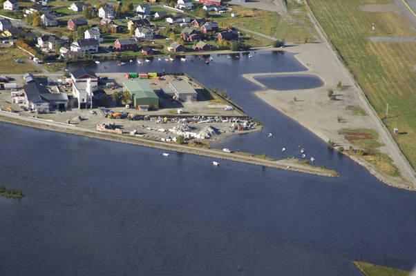 Alta Elvebakken Yacht Harbour