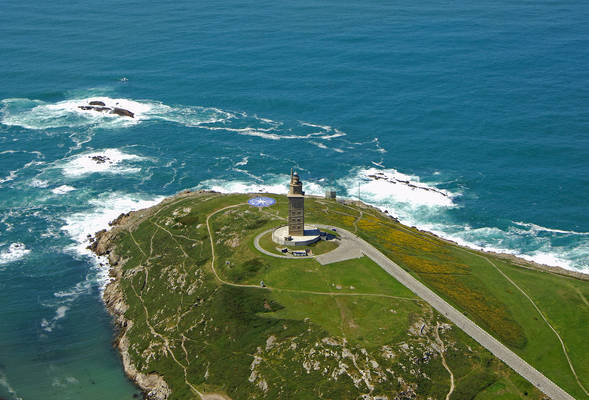 La Coruña Light (Tower of Hercules)