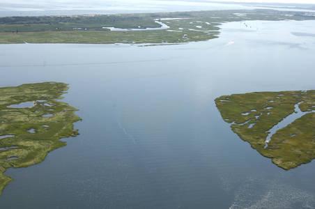 Parker River Inlet East