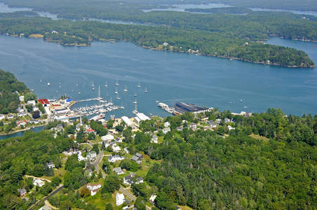 East Boothbay Harbor