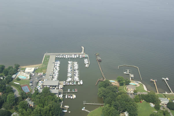 Podickory Point Yacht Club