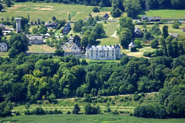 Bardouville Castle