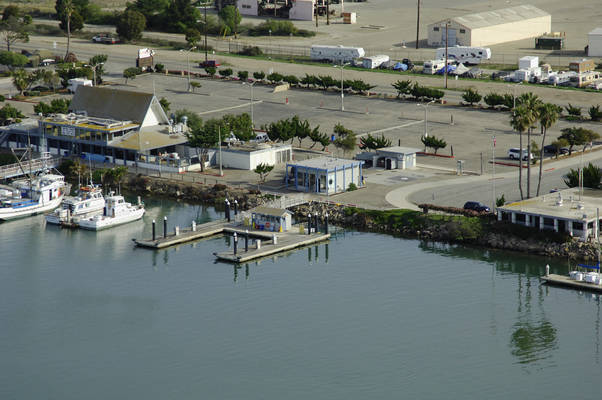 Channel Islands Harbor Fuel Dock