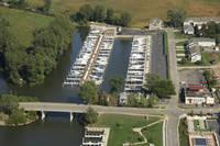 New Buffalo Harbor Landing Marina