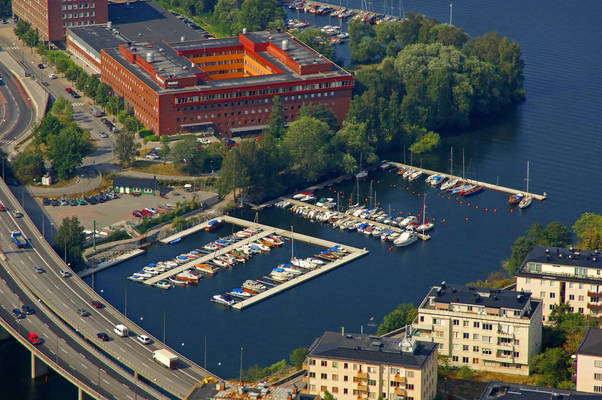 Lilla Essingen Marina