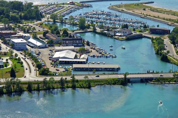 Elk River Marina