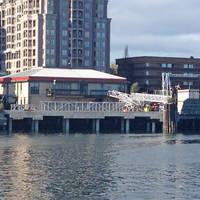 Coho Ferry - Victoria Terminal