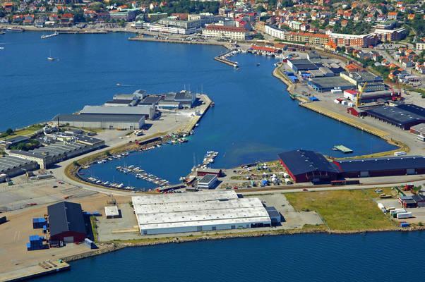 Lysekil Groto Yacht Harbour