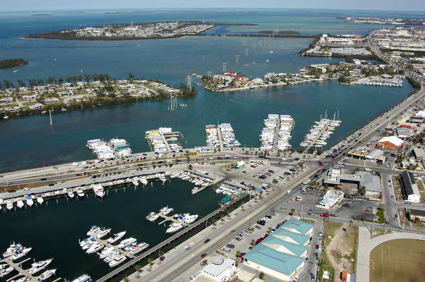 Key West City Marina at Garrison Bight