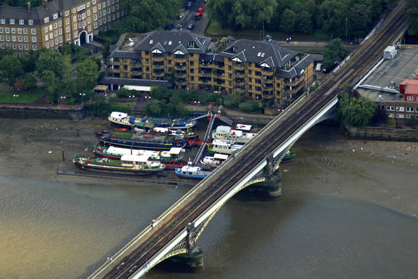 Battersea Pontoon