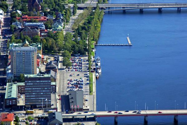 Umea Gaesthamn Marina