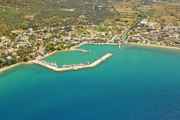Limeniskos Platarias Marina