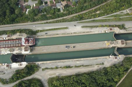 Welland Canal Lock 3