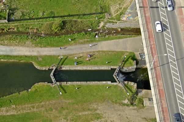 Grand Canal Lock 10