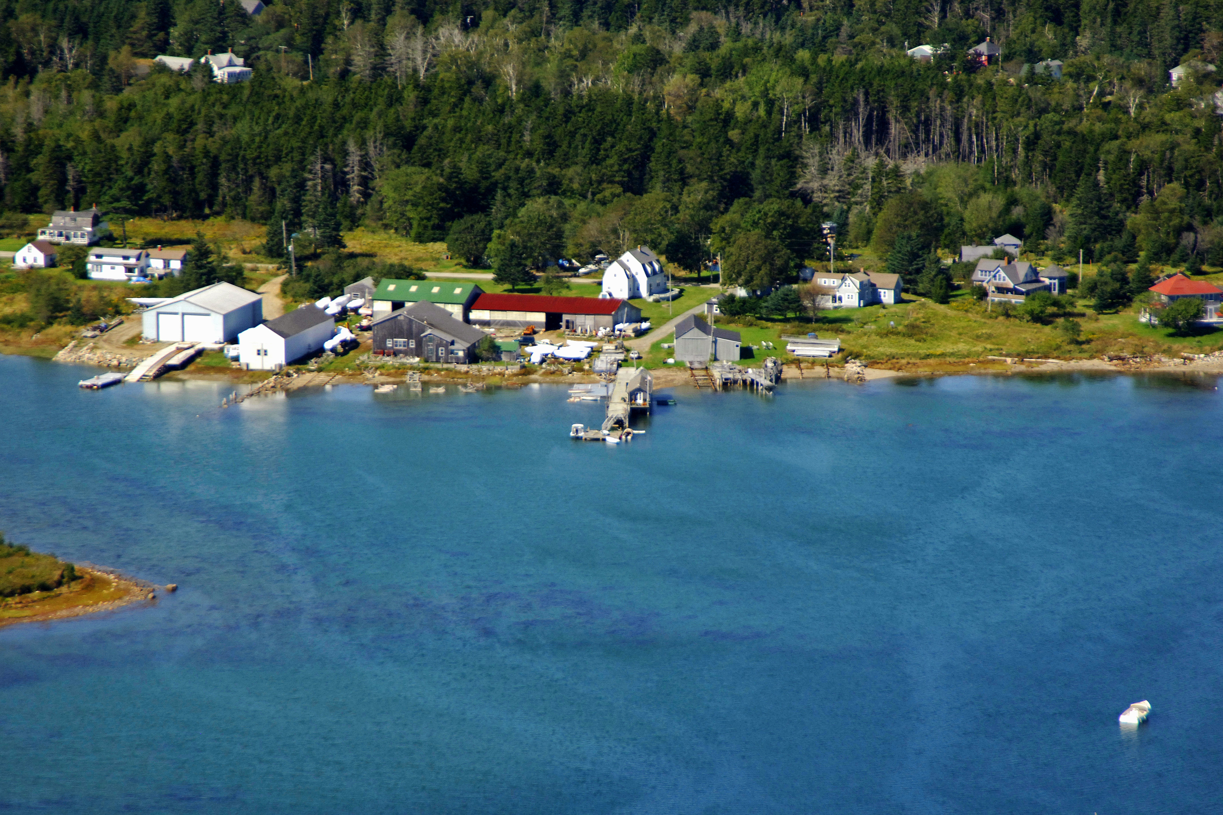 """cranberry isles """"on the cranberry isles, and on other islands, we heard that the lack of high-speed broadband is a serious concern for island sustainability,"""" she said."""