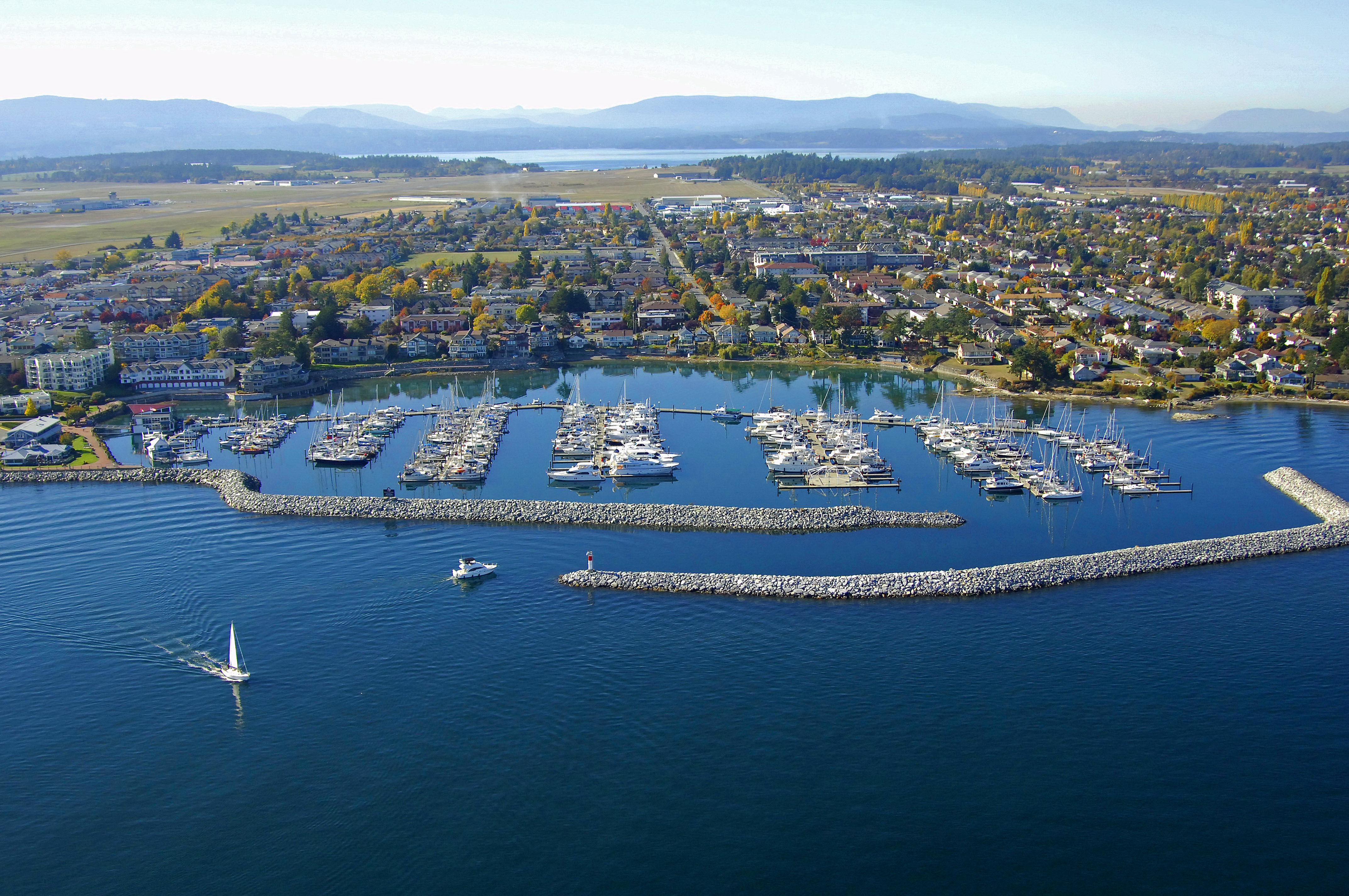 Port Sidney Marina In Sidney Bc Canada Marina Reviews