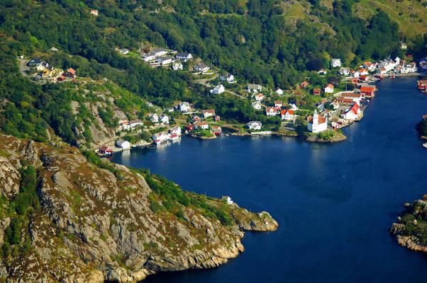 Kirkehamn Kongshavn