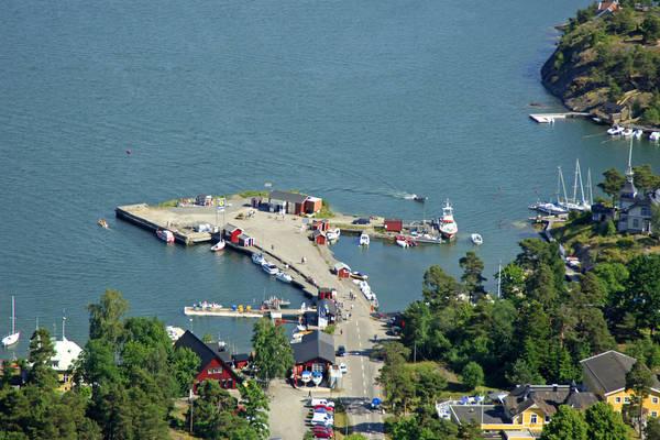 Arkoesund Klubbhamn Marina