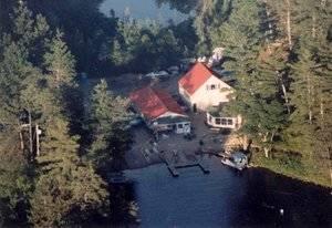 Private NH Lake Marina for sale
