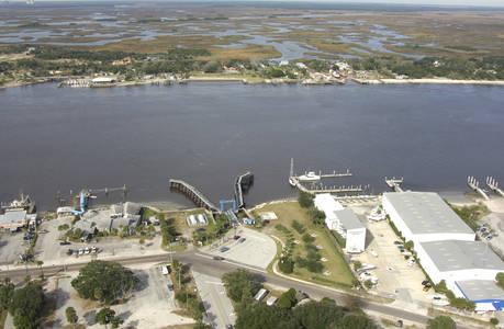 Saint Johns River Ferry Mayport