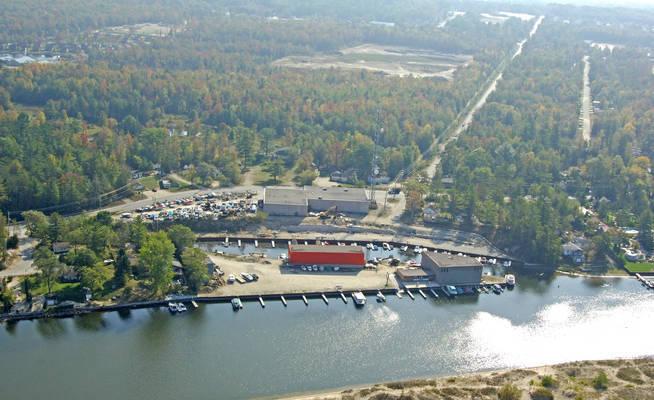 Sturgeon Point Marina Limited