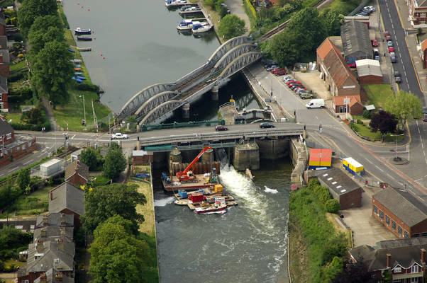 Grand Sluice Lock