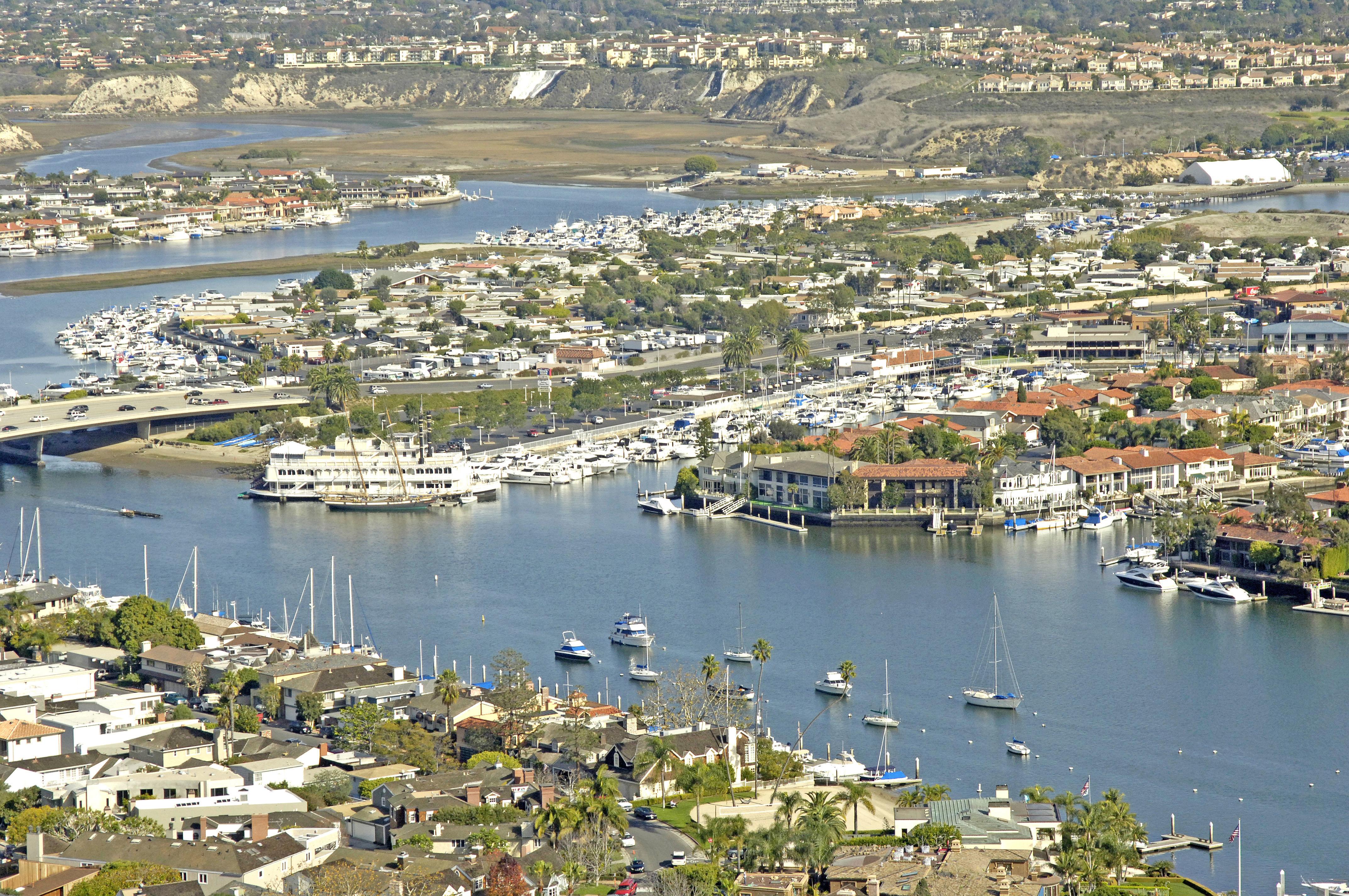 East Coast Hwy Newport Beach Ca
