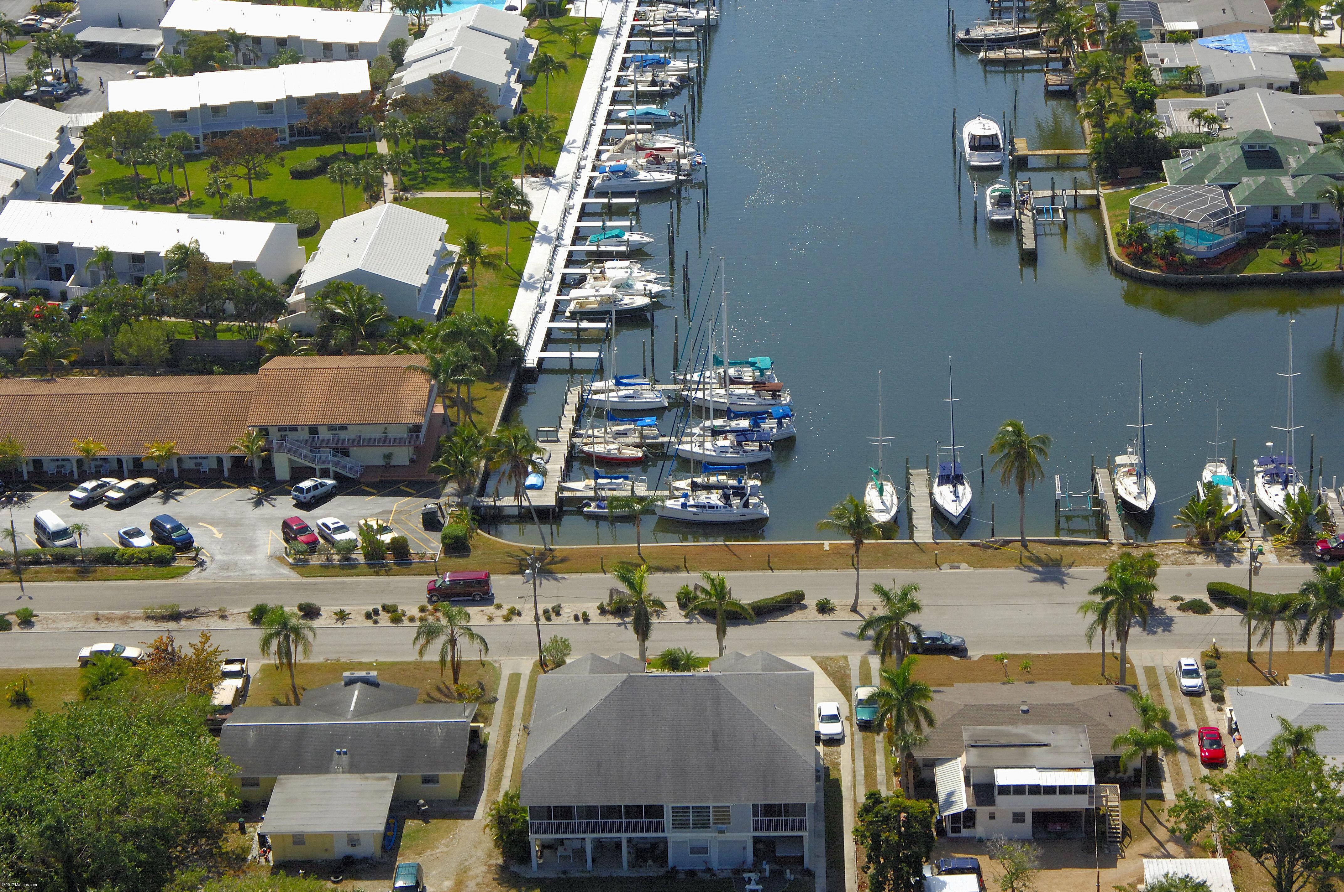 Mariner's Lodge & Marina in Fort Myers Beach, FL, United ...