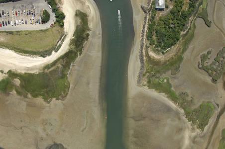 Barnstable Inner Harbor Inlet