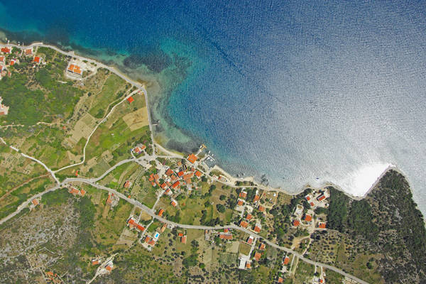 Luka Slano Grgurici Harbour