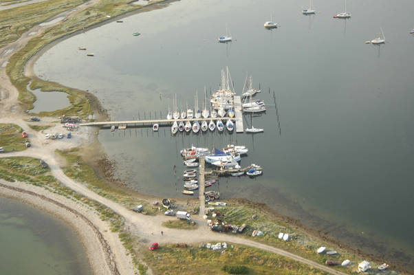 Korshavn Lystbådebro