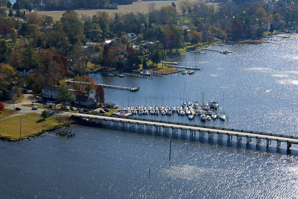 Bath State Dock