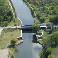 McFarlene Street Brand Trent Canal Lock 22