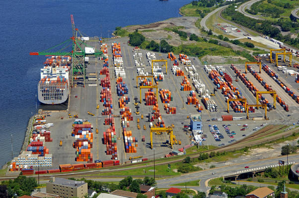 Fairview Cove Container Terminal