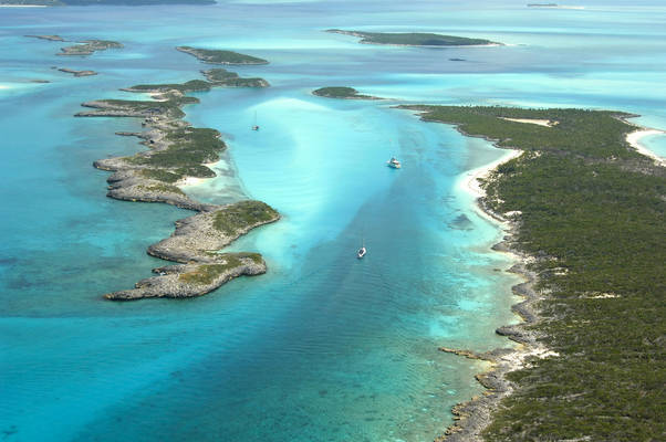 White Bay Cay Anchorage
