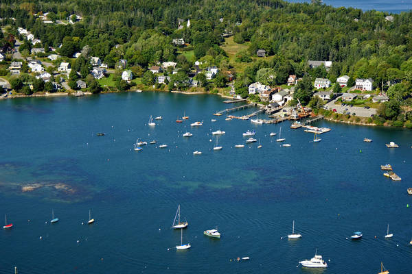 Southwest Harbor Town Moorings