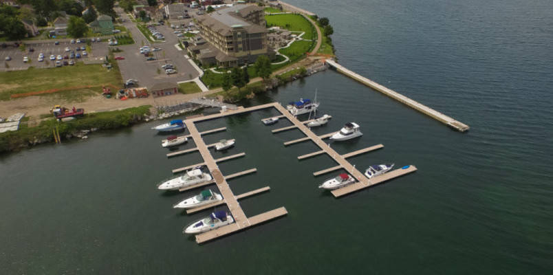 Clayton Harbor Municipal Marina