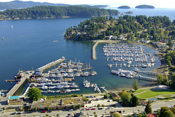 Gibsons Small Craft Harbour DFO