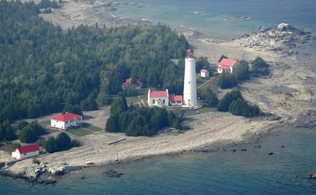 Cove Island Light