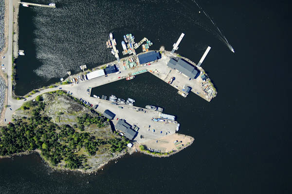Kuusinen Fishing Harbour