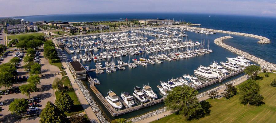 The Southport Marina