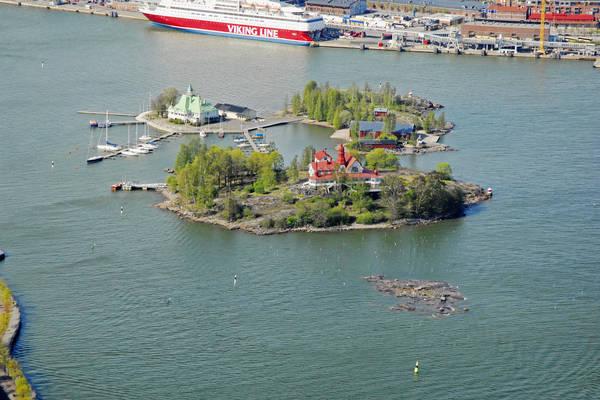 Valkosaari Marina