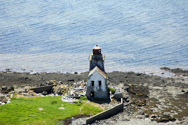 Grand Harbour Light (Fish Fluke Light)