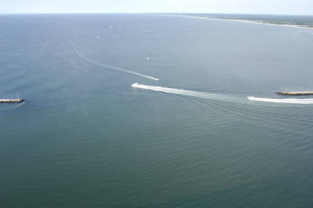 Sand Hill Cove Inlet West