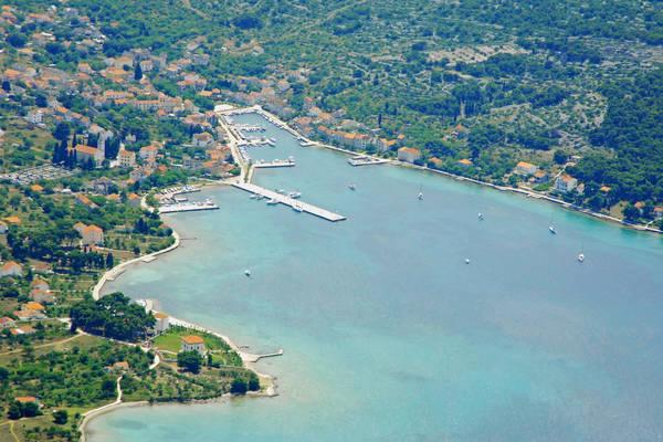 Zlarin Harbour