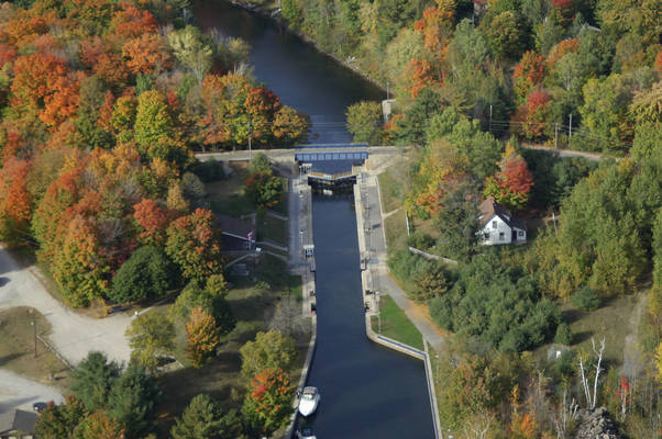 Trent Canal Lock 42