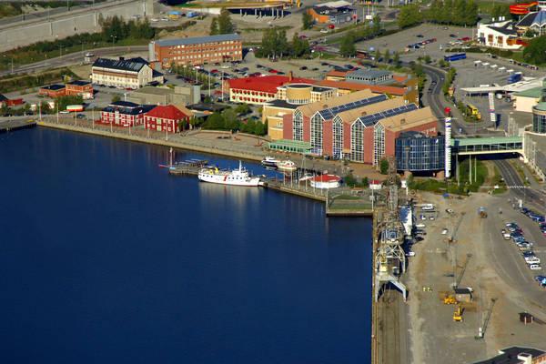 Ornskoldsvik Gaesthamn Marina