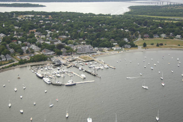 Jamestown Yacht Club