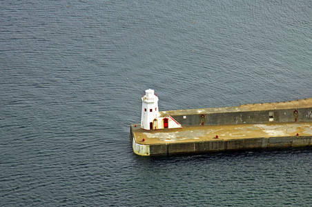 Wick Harbour Breakwater Lighthouse