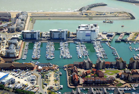 Sovereign Harbour Marina & Boatyard